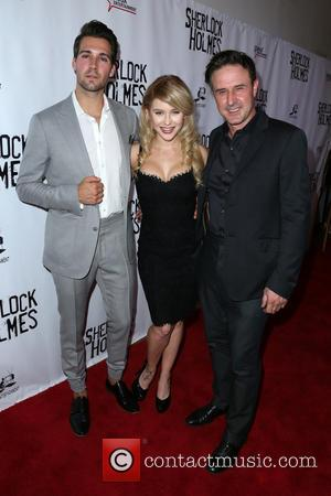 James Maslow, Renee Olstead and David Arquette