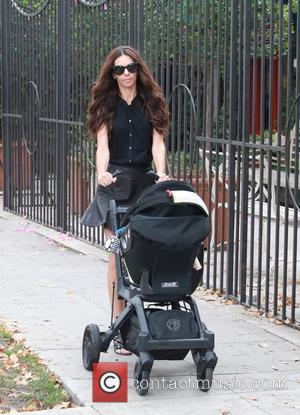 Terri Seymour - Terri Seymour spotted out with her daughter Coco Seymour-Mallon in Beverly Hills - Los Angeles, California, United...