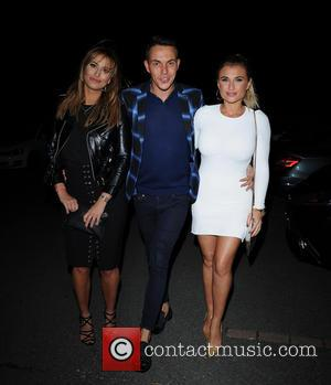 Ferne Mccann, Bobby Norris and Billie Faiers