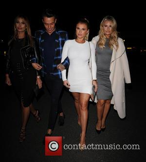 Ferne Mccann, Bobby Norris, Billie Faiers and Danielle Armstrong