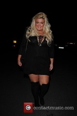 Gemma Collins - The 'TOWIE' cast heads to dinner at Alec's Restaurant in Essex - London, United Kingdom - Friday...