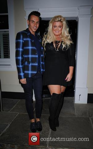 Gemma Collins , Bobby Norris - The 'TOWIE' cast heads to dinner at Alec's Restaurant in Essex - London, United...