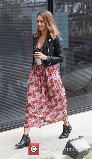 Jessica Alba - Jessica Alba was spotted out and about in Santa Monica, CA. - Santa Monica, California, United States...