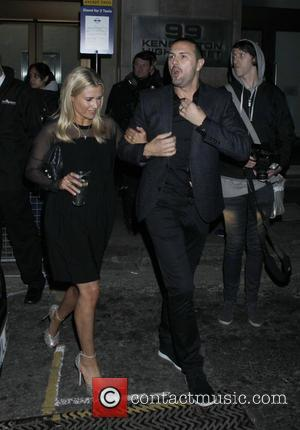 Paddy McGuinness - Ant & Dec's 40th birthday party held at Kensington Roof Gardens - Departures - London, United Kingdom...