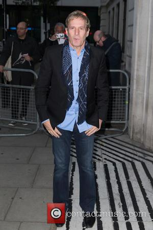 Michael Bolton - Michael Bolton arriving at the BBC Radio 2 studios at BBC Western House - London, United Kingdom...
