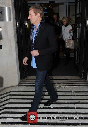 Michael Bolton - Celebrities at the BBC Radio 2 studios - London, United Kingdom - Friday 16th October 2015