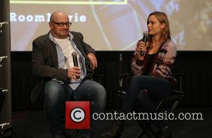Lenny Abrahamson and Brie Larson
