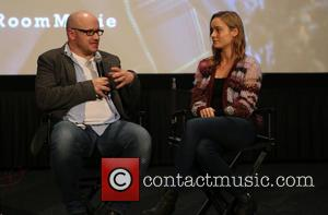 Lenny Abrahamson and Brie Larson