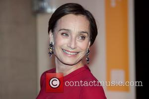 Dame Kristin Scott Thomas - 59th British Film Institute London Film Festival - Awards Ceremony - London, United Kingdom -...