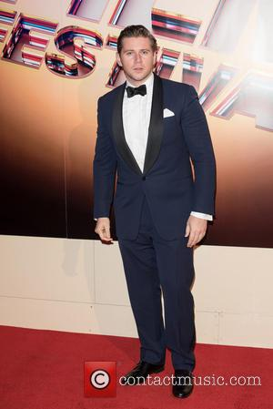 Allen Leech - 59th British Film Institute London Film Festival - Awards Ceremony - London, United Kingdom - Saturday 17th...