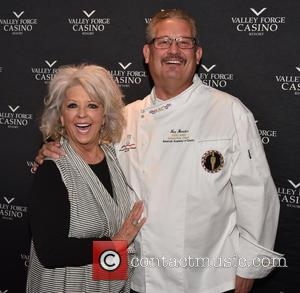 Paula Deen and Chef Les Benders