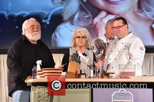 Michael Groover, Paula Deen and Chef Frank Benowitz