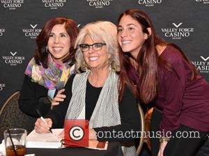 Paula Deen - Paula Deen meet and greet at the Valley Forge Casino Resort to promote her new book