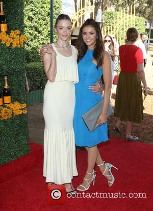 Jaime King and Nina Dobrev