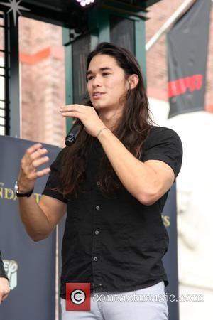 Booboo Stewart - 'Descendants' perform and join fans at Downtown Disney at Disneyland Resort at Downtown Disney, Disney, Disneyland -...