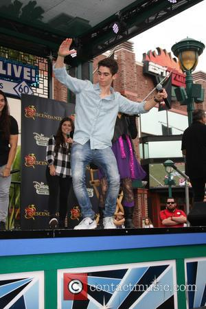 Cameron Boyce - 'Descendants' perform and join fans at Downtown Disney at Disneyland Resort at Downtown Disney, Disney, Disneyland -...