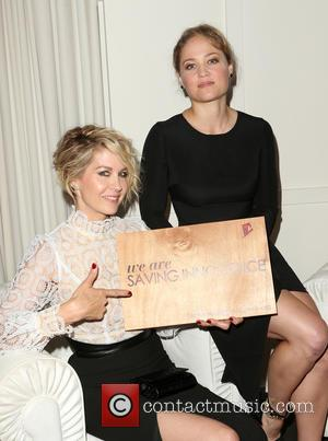 Jenna Elfman , Erika Christensen - 4th Annual Saving Innocence Gala at the SLS Hotel Beverly Hills - Inside at...