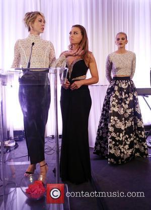 Jenna Elfman, Kim Biddle , Annalynne McCord - 4th Annual Saving Innocence Gala at the SLS Hotel Beverly Hills -...