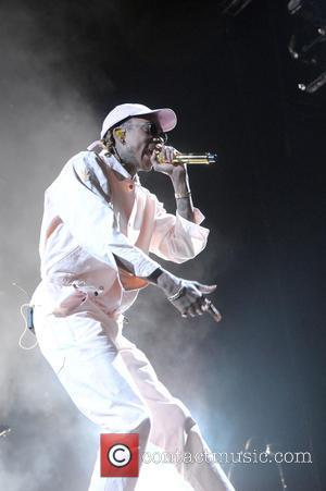 Wiz Khalif - A$AP Rocky and Wiz Khalifa peform at the O2 Arena London at The 02 Arena - London,...