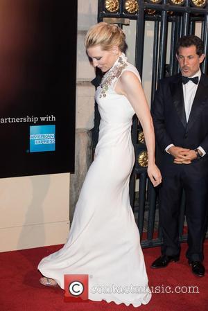 Cate Blanchett , Josh Berger - 59th British Film Institute London Film Festival - Awards Ceremony - London, United Kingdom...