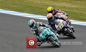 Danny Kent - 2015 Australian Motorcycle Grand Prix - Qualifying at Phillip Island - Melbourne, Australia - Saturday 17th October...