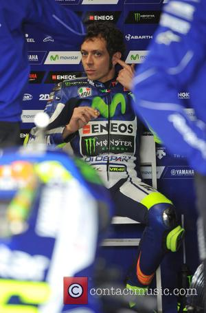 Valentino Rossi - 2015 Australian Motorcycle Grand Prix - Qualifying at Phillip Island - Melbourne, Australia - Saturday 17th October...