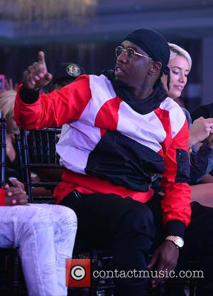 Sean Combs , Yes Julz - Revolt Music Conference held at Fontainebleau Hotel - Day 2 at Fontainebleau Hotel Miami...