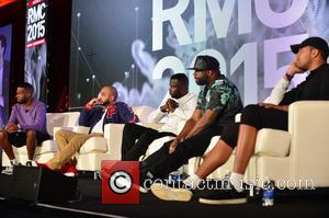 Noah Preston, Dallas Martin, Tunji Balogun, Breyon Prescott , Sickamore - Revolt Music Conference held at Fontainebleau Hotel - Day...