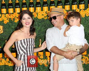 Selma Blair, Jason Bleick , Arthur Saint Bleick - 6th Annual Veuve Clicquot Polo Classic Los Angeles at Will Rogers...