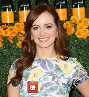 Ahna O'Reilly - 6th Annual Veuve Clicquot Polo Classic Los Angeles at Will Rogers State Historic Park at Will Rogers...