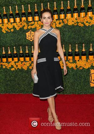 Camilla Belle - 6th Annual Veuve Clicquot Polo Classic Los Angeles at Will Rogers State Historic Park at Will Rogers...