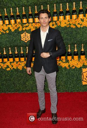 James Marsden - 6th Annual Veuve Clicquot Polo Classic Los Angeles at Will Rogers State Historic Park at Will Rogers...