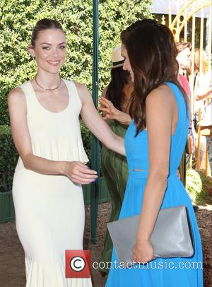 Jaime King , Nina Dobrev - 6th Annual Veuve Clicquot Polo Classic Los Angeles at Will Rogers State Historic Park...