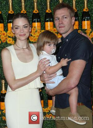 Jaime King, Kyle Newman , James Knight Newman - 6th Annual Veuve Clicquot Polo Classic Los Angeles at Will Rogers...
