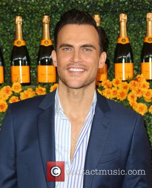 Cheyenne Jackson - 6th Annual Veuve Clicquot Polo Classic Los Angeles at Will Rogers State Historic Park at Will Rogers...