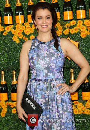Bellamy Young - 6th Annual Veuve Clicquot Polo Classic Los Angeles at Will Rogers State Historic Park at Will Rogers...