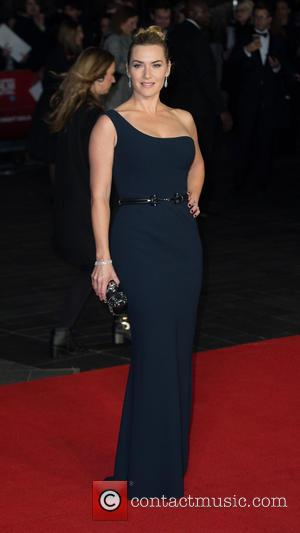 Kate Winslet - BFI London Film Festival Closing Night Premiere of 'Steve Jobs' - Arrivals at Odeon Leicester Square -...
