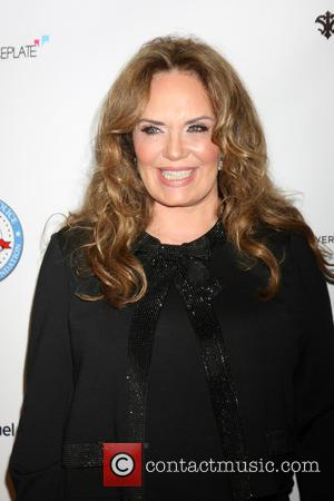 Catherine Bach - LAPD Eagle & Badge Foundation Gala at Centry Plaza Hotel - Century City, California, United States -...