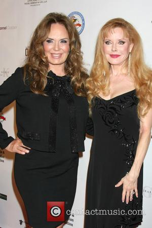 Catherine Bach , Rebecca Holden - LAPD Eagle & Badge Foundation Gala at Centry Plaza Hotel - Century City, California,...