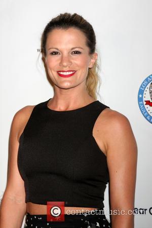 Melissa Claire Egan - LAPD Eagle & Badge Foundation Gala at Centry Plaza Hotel - Century City, California, United States...
