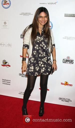 Vanessa Marcil - LAPD Eagle & Badge Foundation Gala at Centry Plaza Hotel - Century City, California, United States -...