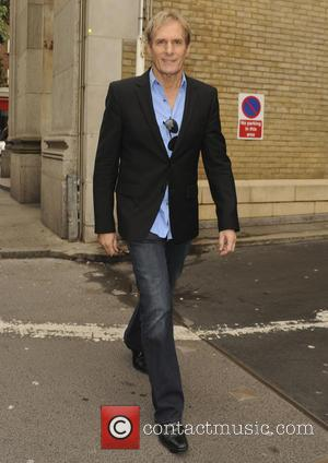 Michael Bolton - Celebrities leave the 'Sunday Brunch' studios - London, United Kingdom - Sunday 18th October 2015