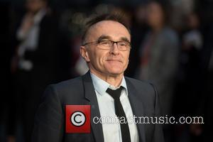 Danny Boyle - BFI LFF: 'Steve Jobs' Gala Screening held at the Odeon Leicester Square - Arrivals. at Odeon Leicester...