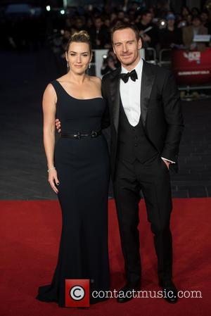 Michael Fassbender , Kate Winslet - BFI LFF: 'Steve Jobs' Gala Screening held at the Odeon Leicester Square - Arrivals....