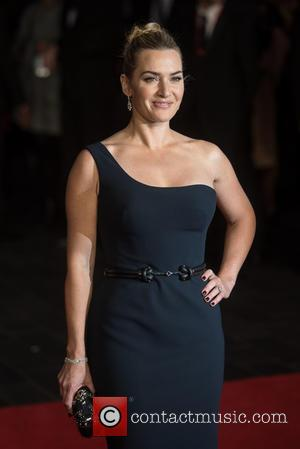 Kate Winslet - BFI LFF: 'Steve Jobs' Gala Screening held at the Odeon Leicester Square - Arrivals. at Odeon Leicester...
