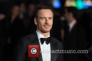 Michael Fassbender - BFI LFF: 'Steve Jobs' Gala Screening held at the Odeon Leicester Square - Arrivals. at Odeon Leicester...