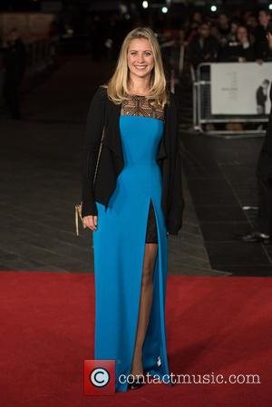 Holly Branson - BFI LFF: 'Steve Jobs' Gala Screening held at the Odeon Leicester Square - Arrivals. at Odeon Leicester...