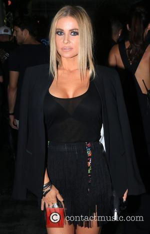 Carmen Electra - Style Fashion Week L.A. Spring/Summer 2016 Presentations at The Reef on Broadway Avenue - Los Angeles, California,...