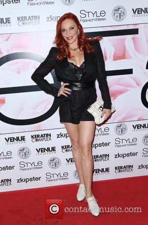 Carmit Bachar - Marco Marco presents his Spring/Summer 2016 Collection 4 at The Reef - Arrivals - Los Angeles, California,...