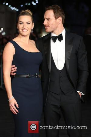 Kate Winslet , Michael Fassbender - BFI London Film Festival - 'Steve Jobs' - Premiere and Closing Gala - London,...